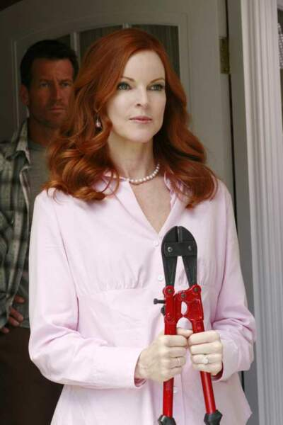 Desperate Housewives - Bree et Mike
