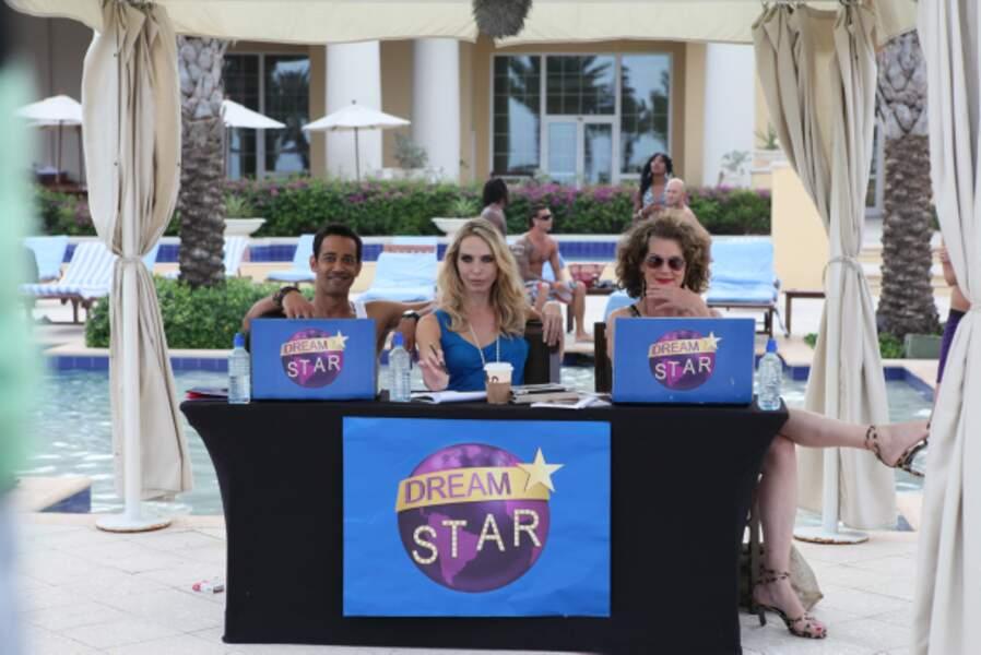 Le jury de Dream Star