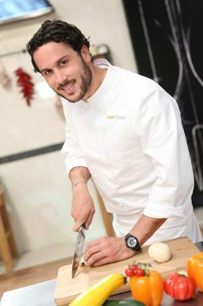 Florian Chatelard, 28 ans, Lyon - Anime des cours de cuisine pour les particuliers