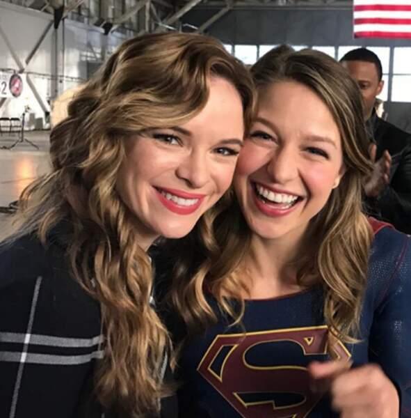 ...mais aussi Supergirl