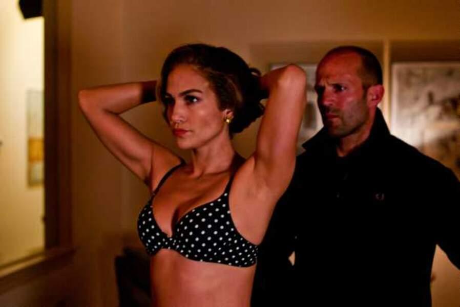 Jennifer Lopez, très sexy dans Parker (2013)