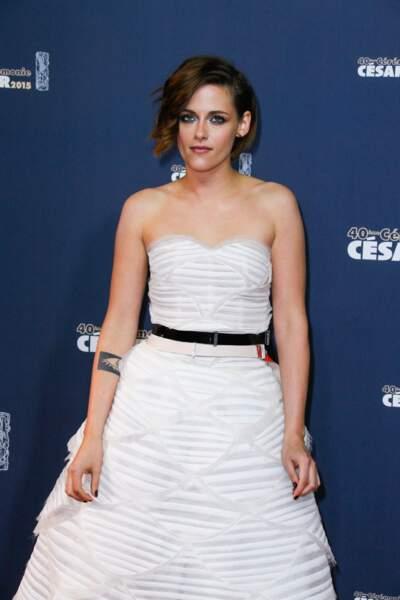 Kristen Stewart a reçu le prix du meilleur second rôle féminin