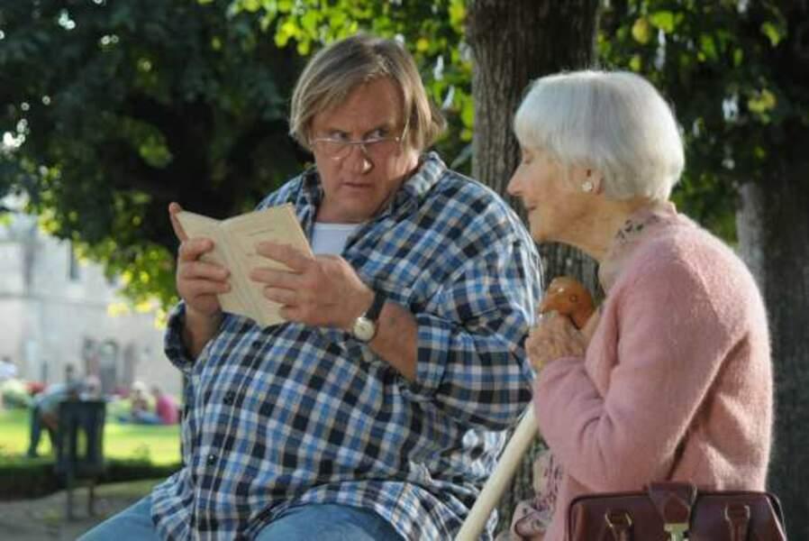 La tête en friche (Jean Becker, 2010) : avec Gisèle Casadesus