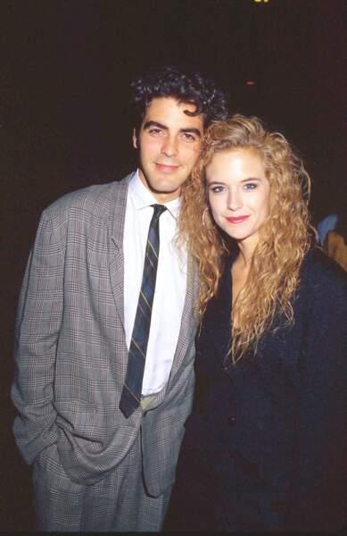 Après Charlie Sheen et avant John Travolta, Kelly Preston a fréquenté le futur Dr Ross.