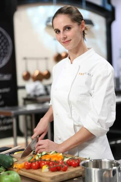 Vanessa Robuschi, 32 ans, Marseille - chef de son restaurant Question de goût