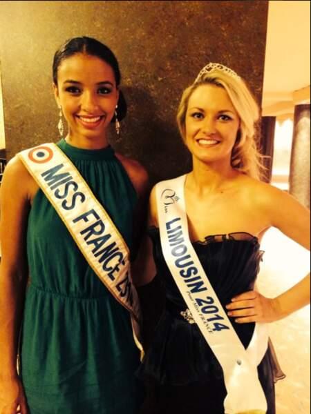 Miss Limousin 2014 est Lea Froidefond
