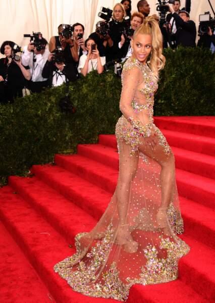 Beyoncé, une montée à haut risque