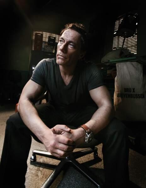 Jean-Claude Van Damme dans JCVD (2008)