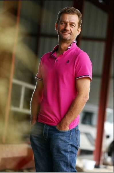 Stéphane, 42 ans, éleveur de vaches allaitantes et maire de sa commune