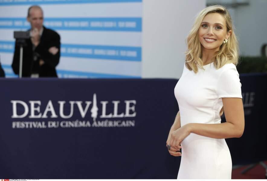 Au Festival de Deauville en 2015, elle a reçu le prix de la révélation féminine