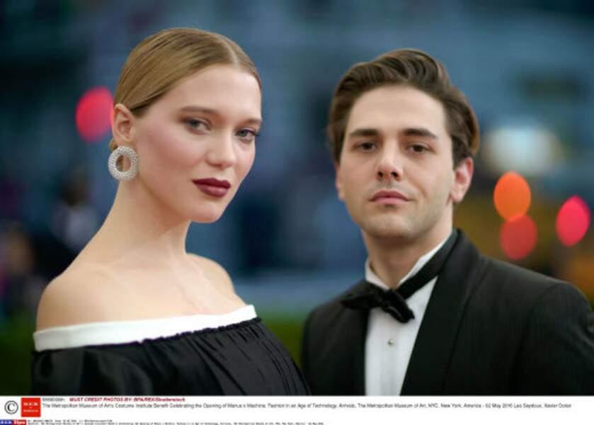 Avec le cinéaste Xavier Dolan, ils regardent dans la même direction...