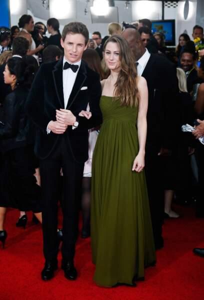 Eddie Redmayne et Hannah Bagshawe, eux aussi jeunes mariés