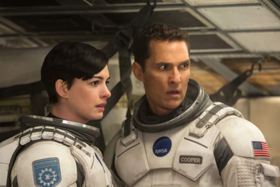A la découverte des étoiles dans Interstellar (2014), avec Matthew McConaughey