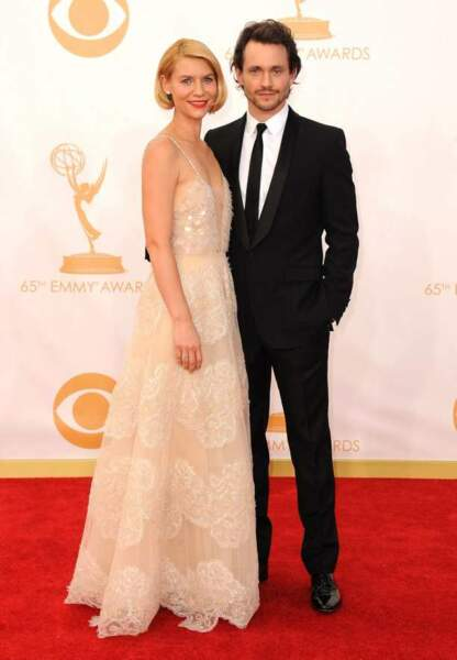 Claire Danes et son mari, l'acteur Hugh Dancy