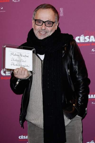 Fabrice Luchini - catégorie meilleur acteur pour Alceste à bicyclette