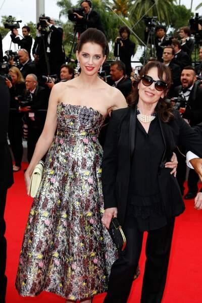 Chantal Lauby et Frédérique Bel : mère et fille de cinéma