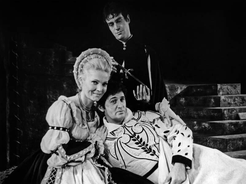 L'acteur reprend la pièce Lorenzaccio (1968)