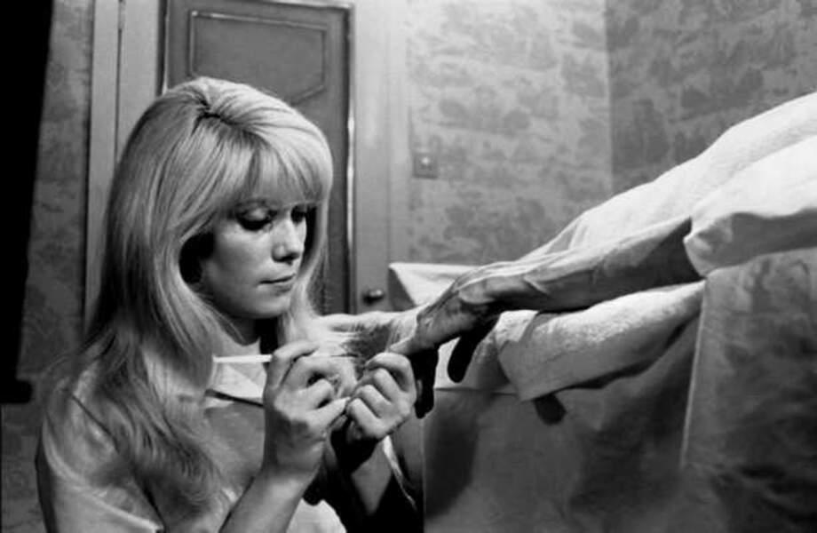 Répulsion de Roman Polanski (1965)