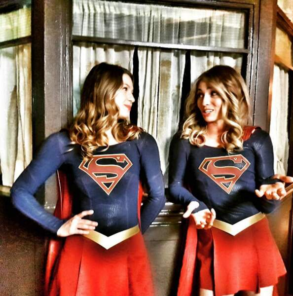 Deux Supergirl pour une seule série ?