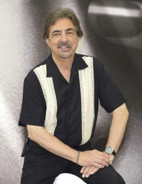 Joe Mantegna n'a visiblement pas l'esprit criminel