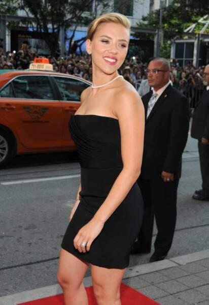 Scarlett Johansso joue une fan de film romantique dans Don Jon