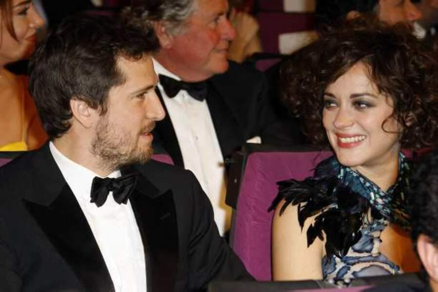 Les deux amants complices à la 10e édition du Festival International du film de Marrakech en 2010