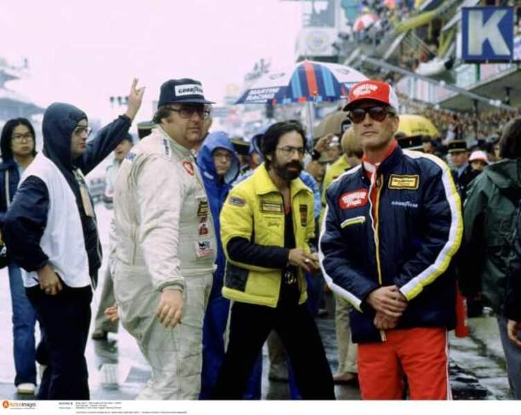 Paul Newman sur le circuit