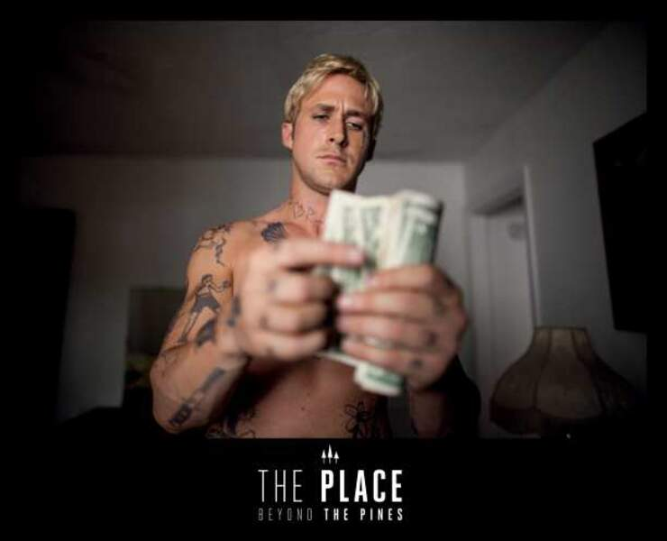 The Place Beyond the Pines - Derek Cianfrance (2013)
