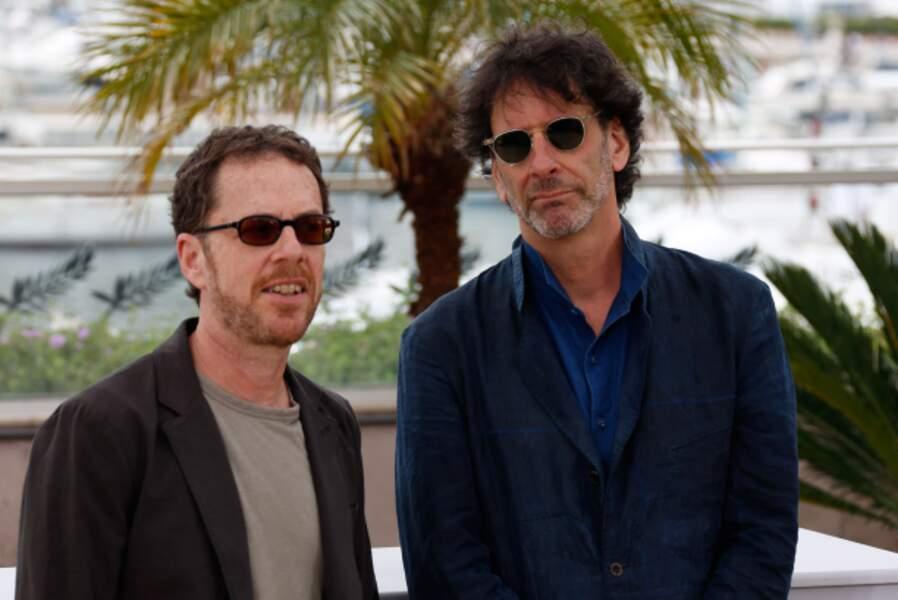 Ethan et Joel Coen, les présidents du jury