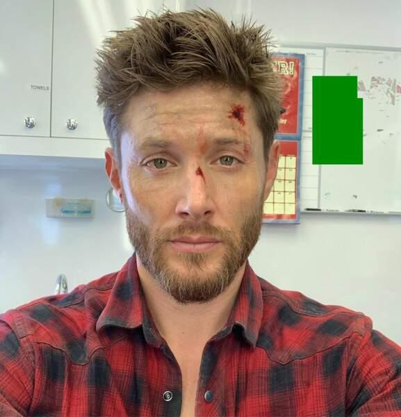 Jensen Ackles a bouclé le premier épisode de la 15e et ultime saison de Supernatural
