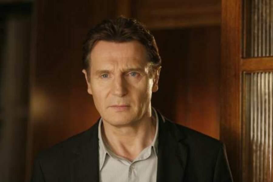 6) Liam Neeson : 26,6 millions d'euros