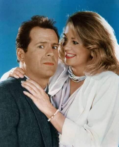Bruce Willis dans Clair de lune