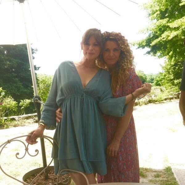 D'ailleurs, Laly et Manuela ne se quittent plus