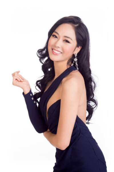 Yoo Yebin, Miss Corée 2014