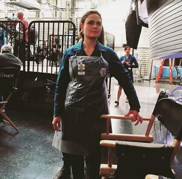 Bones glacerait-elle les os à Emily Deschannel, qui a besoin d'une petite pause ?