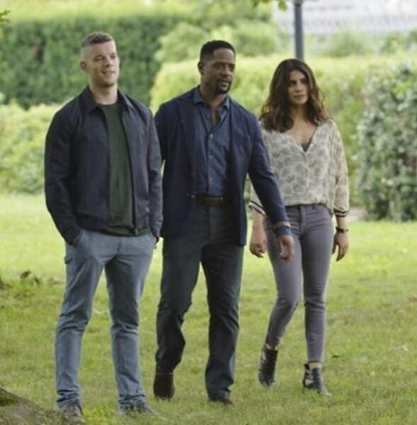 De nouveaux acteurs vont faire leur entrée dans la saison 2 de Quantico