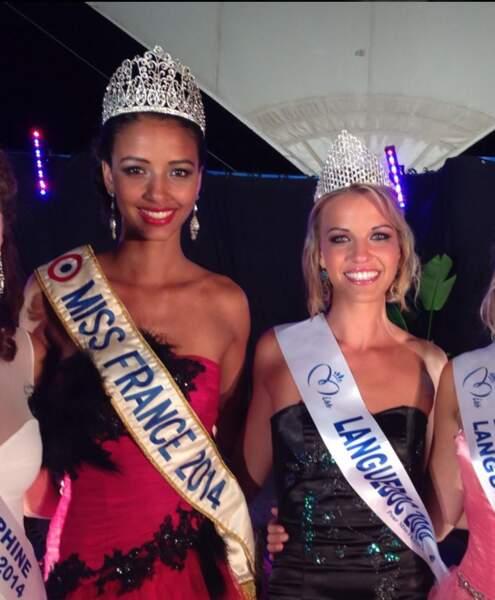 Marie Fabre est élue Miss Languedoc 2014