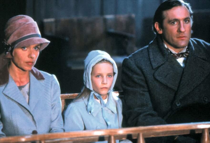 Jean de Florette (de Claude Berri, 1986) : avec Elisabeth Depardieu et Ernestine Mazurowna