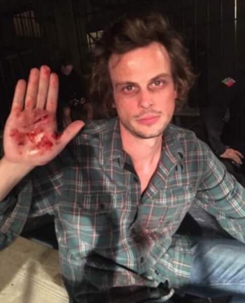 Dans la dernière saison d'Esprits Criminels, Reed a perdu quelques plumes !