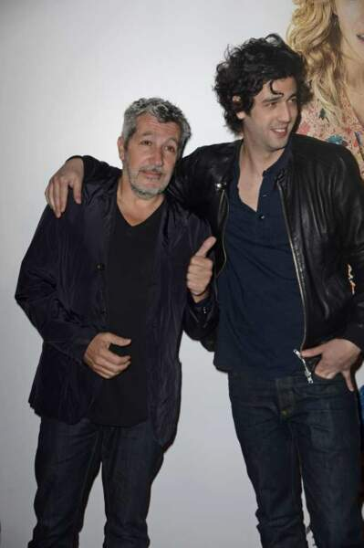 Alain Chabat et Max Boubil