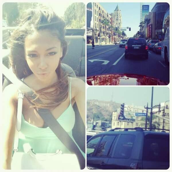 Genie (Secret Story 6) on the road