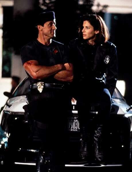 Demolition Man (Marco Brambilla, 1994) : avec Sylvester Stallone