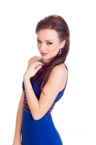 Artnesa Krasniqi, Miss Kosovo 2014