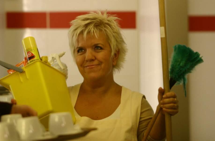 Joséphine, femme de ménage