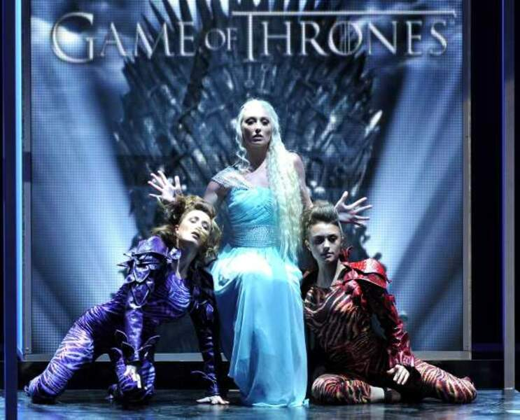 Tableau Game of Thrones
