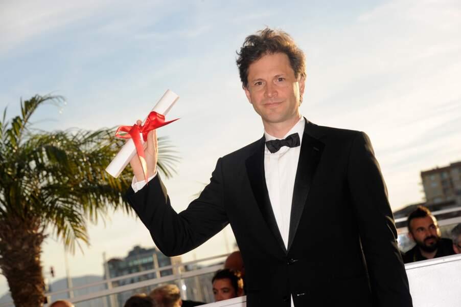 Bennett Miller, prix de la mise en scène pour Foxcatcher