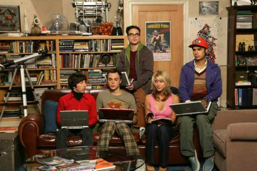 8e : Big Bang Theory