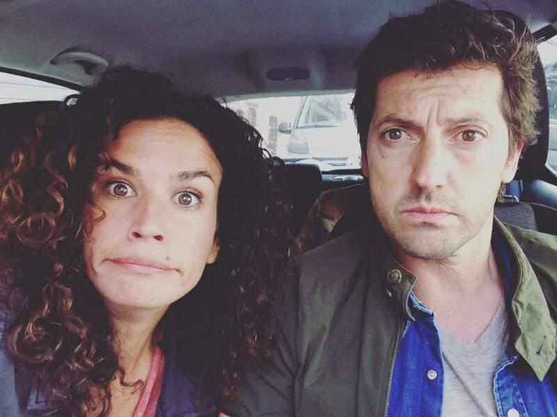 Barbara Cabrita et Frédéric Diefenthal sont en binôme pour un téléfilm de France 3