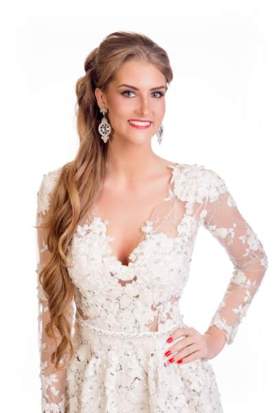 Elise Dalby, Miss Norvège 2014