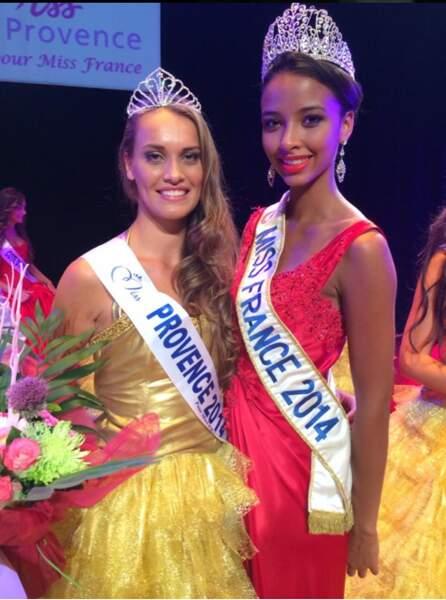 Miss Provence 2014 est Anne-Laure Fourmont